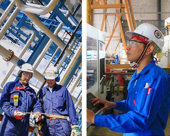 Hai Leck | About Us | Leading scaffold | Engineering